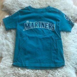 Seattle Mariners Baseball Ichiro T-shirt